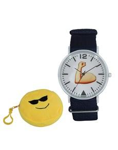 watches: Emoji Cyber Flex Watch!