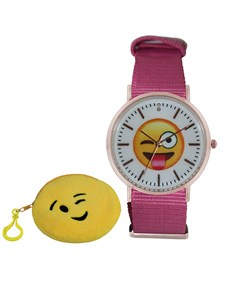 watches: Emoji Cyber Cheeky Watch!