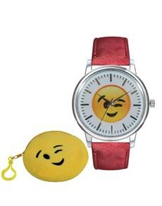 watches: Emoji Cyber Wink Watch!