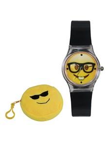 watches: Emoji Cyber Nerd Watch!