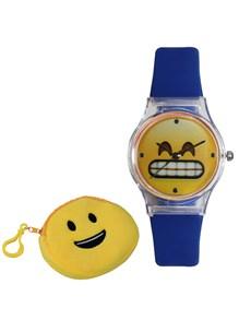 watches: Emoji Cyber Exited Watch!
