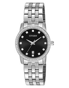 watches: Citizen Ladies Stone Quartz Watch!