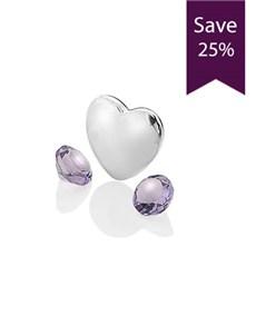 jewellery: Anais February Charm set!