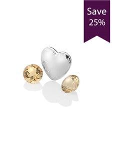 jewellery: Anais November Charm Set!