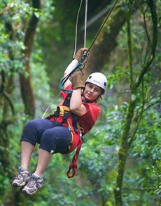 gifts: Canopy Tours   KZN!