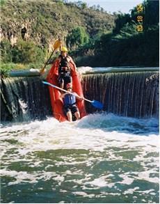 gifts: Amazing Rafting Race!