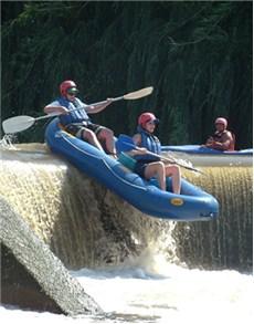 gifts: River Rafting   Johannesburg!