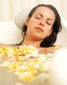 gifts: Complete Spa Package!
