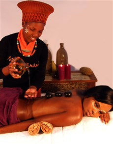 gifts: Mangwanani African Revitalization Full Day Spa!