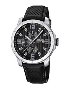 jewellery: Festina Watch with Multi Function Analogue Dial!