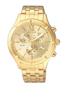 watches: Citizen Ladies Quartz Chronograph Watch!