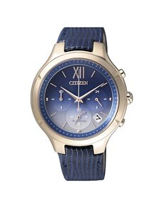 watches: Citizen Ladies Watch With Blue Detail!