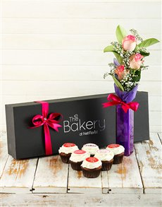 bakery: Flour and Flower Gift Box for Mom!