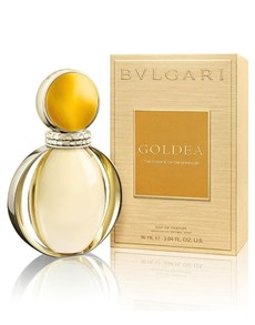 gifts: Bvlgari Goldea EDP!