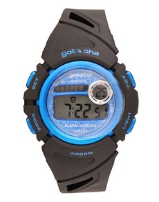 watches: Gotcha Digi Blue and Grey Midsize Watch  !