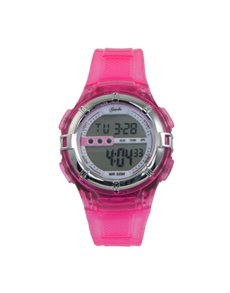 watches: Gotcha Pink and Silver Digital Watch !