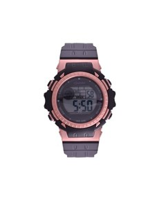 watches: Gotcha Ladies Rose And Black Digital Watch!