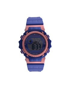 watches: Gotcha Ladies Rose And Blue Digital Watch!