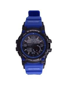 watches: Gotcha Gents Blue Digital Watch!