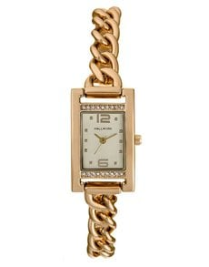 watches: Hallmark Ladies Yellow Gold Plated Watch!