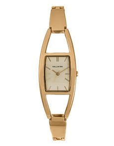 watches: Hallmark Ladies Gold Plated Watch   HA1216C!
