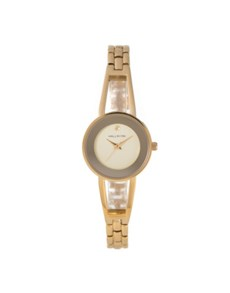watches: Hallmark Gold Plated Split Strap Watch!