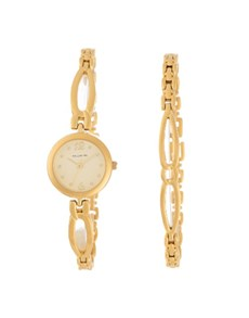 watches: Hallmark Ladies Watch and Bracelet Set!