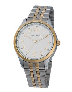 watches: Hallmark Gents Two Tone Watch HD1228S!