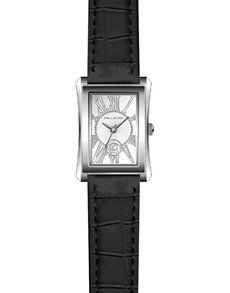 watches: Hallmark Ladies Black Watch!