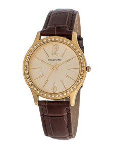 watches: Hallmark Ladies Watch   HL1257C!