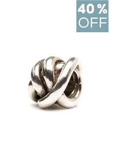jewellery: Trollbeads Lucky Knot!