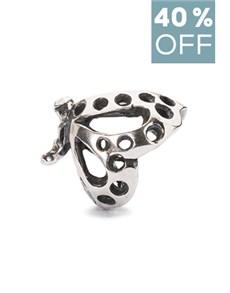 jewellery: Trollbeads Dancing Butterfly!