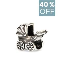 jewellery: Trollbeads Baby Buggy!