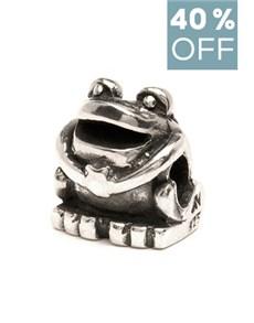 jewellery: Trollbeads Frog!
