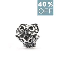 jewellery: Trollbeads Wise Owl!