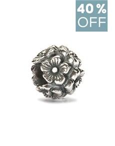 jewellery: Trollbeads Elderflowers!