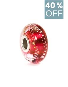 jewellery: Trollbeads Silver Trace Pink!