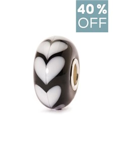 jewellery: Trollbeads White Heart!