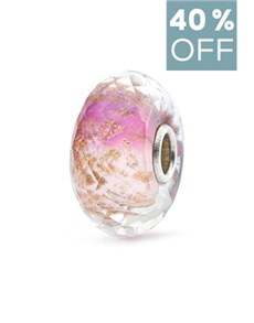 jewellery: Trollbeads Pink Delight Facet!