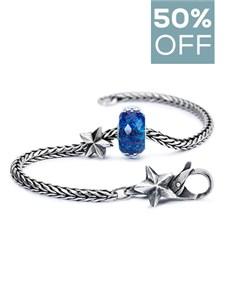 jewellery: Trollbeads Wishful Sky bracelet!