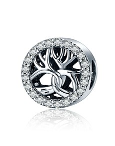 jewellery: Silver Inter Twining Trees Of Life!