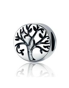jewellery: Silver Oxidised Tree Of Life Charm!