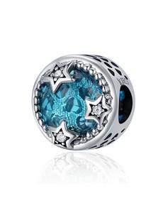 jewellery: Silver Romantic Stars Charm!