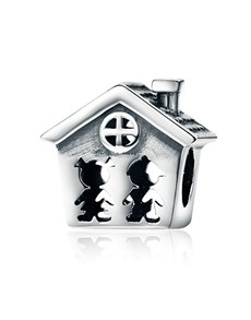 jewellery: Silver Cute House Charm!