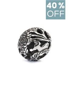 jewellery: Trollbeads Silver Noble Deer Charm!