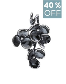 jewellery: Trollbeads Blooming Katnis Charm!