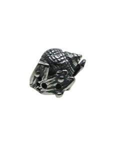 jewellery: Trollbeads Hiding Conch Charm!