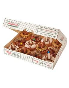 bakery: Krispy Kreme Chocolate Shop Combo!