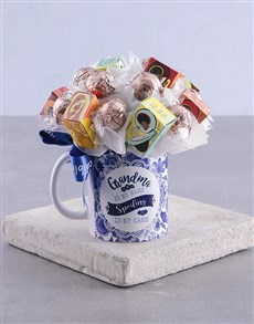 gifts: Lindt Mug Surprise for Grandma!
