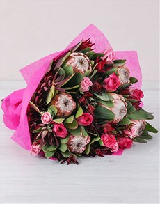 flowers: Contemporary Mixed Bouquet!